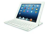 Logitech Ultrathin Keyboard Cover for iPad 2, iPad 3 and iPad 4 - White