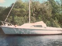 "Stunning Yacht Prelude Twin Keel Cruiser 19"" 3"""