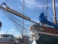 Livaboard / Houseboat - 2 bedroom schooner (boat for sale)