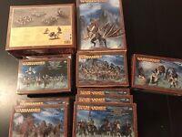 Warhammer Undead Unbuilt Models