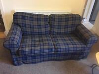IKEA ektorp two seater sofa - COVER ONLY!
