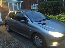 Peugeot 206 2.0 hdi glx 2002 Now BREAKING for parts