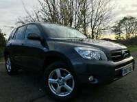 TOYOTA RAV4 2.0L (2007) ***AUTOMATIC - FULL SERVICE HISTORY - IMMACULATE CONDITION*** QUICK SALE