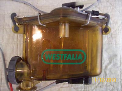 Rebuilt Metatron Milk Meter Westfalia Surge Gea