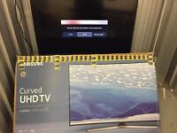 "Samsung 55"" CURVED 4K UHD SMART LED TV ue55ku6100"