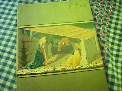 du 12/1957 Sammlung E.G. BÜHRLE Oskar BINZ 12 Zeichnungen DEZEMBER Weihnachten