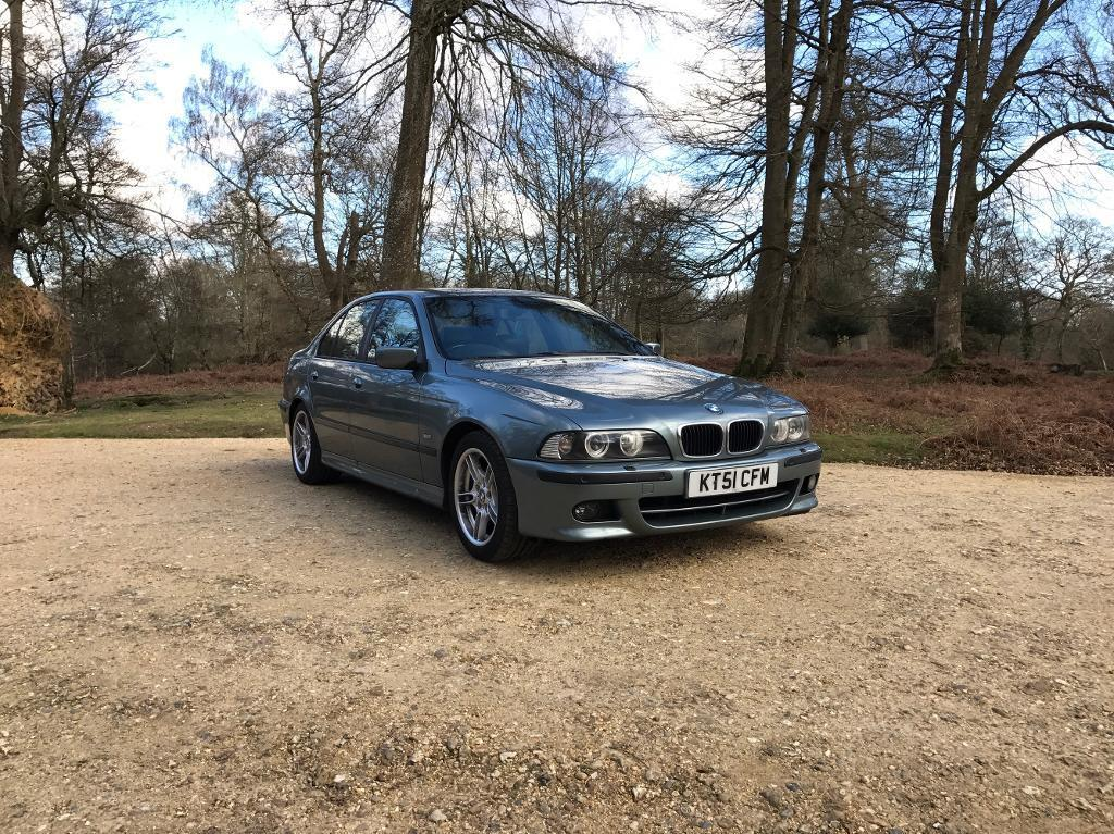 bmw e39 530i sport in ringwood hampshire gumtree. Black Bedroom Furniture Sets. Home Design Ideas
