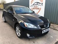 LEXUS IS 220D 2.2 175 DIESEL FULL SERVICE HISTORY