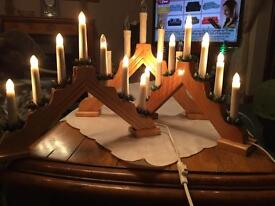 3x Candle Arches