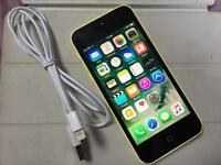 iPhone 5c 8gb yellow EE network