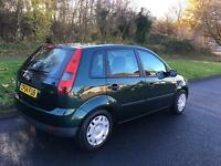 Ford Fiesta 1.3 LX 2005/54, 5 Doors, Like Vauxhall Corsa, Renault Clio, ect