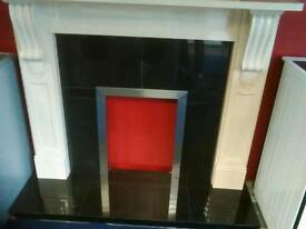 """*****NEW FIREPLACES 54""""WIDE RRP £1450 TAKE £550******"""