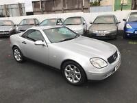 Mercedes-Benz slk FSH