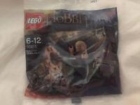 8 brand new Lego Polybags. Lord of the Rings, Lone Ranger, Hobbit, Lego Movie, Pharaoh's Quest etc