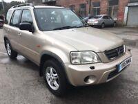 Honda CR-V - estate - 6 months mot - 2 litre petrol