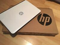 HP 15 Notebook Pearl White Slim Line Laptop RRP £459