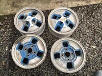 Mk3 Toyota Celica alloy wheels