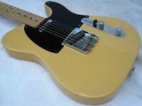 Fender Telecaster Baja. Excellenet Guitar 2010