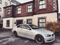Stunning Automatic 2.0 BMW Coupe E92 with Full Red Leather Interior and Media System