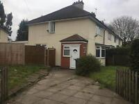3 DOUBLE BEDROOMS TO LET IN ERDINGTON STARTING FROM £65