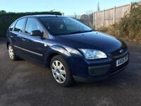 2005 ford focus 1.6 lx FULL MOT STAMPED SERVICE HISTORY TOW BAR RUNS AND DRIVES BEAUTIFULLY