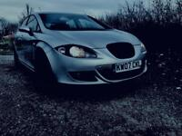 **OPEN TO SWAPS** 2.0TDI Seat Leon 2007, Long MOT, 125K, stars runs and drives