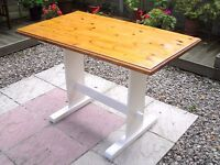 Solid Pine Kitchen Dining Table - 120cm x 66cm