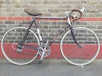 Vintage falcon Reynolds 531 racer bike