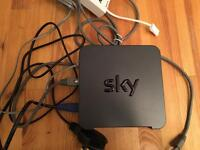 Sky Wifi router