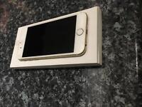 iPhone 6 white gold 16gb on o2 giff gaff tescos