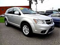 2013 Dodge Journey R/T, AWD! NAV! LEATHER! 7 Pass