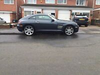 Stunning Chrysler Crossfire!