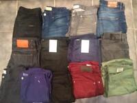 Men's designer jeans bundle