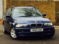 BMW 120D TOURING*12 SERVICE STAMPS*LOW MILEAGE*MOT TILL MARCH 2017*DRIVES WITH NO ISSUES*MUST SEE*