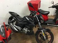 2012 Lexmoto ZSX 125cc Manual gear sport Motorcycle