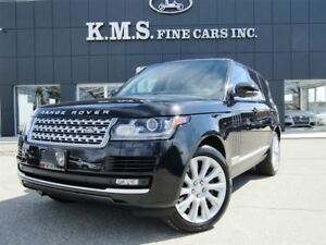 2015 Land Rover Range Rover 5.0L V8 Supercharged| ADAPTIVE CRUIS