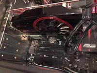 2GB Radeon R7 250X Graphics card. 2GB GDDR5, HDMi, Gaming GPU