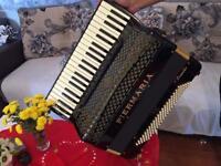 Piermaria accordion!!! Brand new!