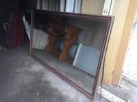 6ft x 4ft Mirror