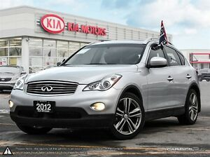 2012 Infiniti EX35 STUNNING LUXURY PACKAGE !!