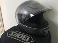 Shoei XR 1000 helmet
