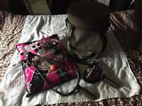 Shimano bait bucket / extras