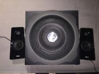 Tytan Subwoofer Speaker Set