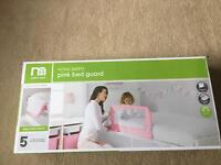 Mothercare Brand NEW bed guard ONLY £15