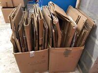 Free cardboard boxes (Llanelli)