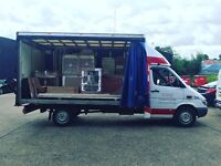 - JAZZ BREED TRANSPORT - van courier delivery driver service pallet business with man For Hire