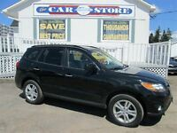 2011 Hyundai Santa Fe LTD!! AWD!! SUNROOF!! HTD LTHR!! CRUISE!!