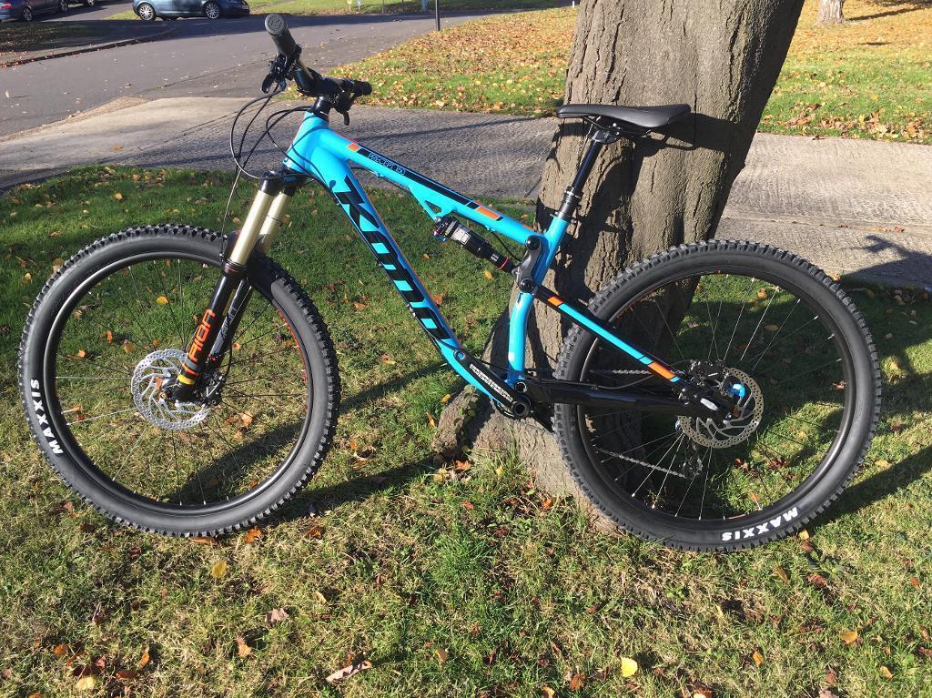 2017 Kona Precept 150 275 Mountain Bike Brand New  : 86 from www.gumtree.com size 1024 x 767 jpeg 254kB