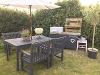 Garden table and chairs in Bristol Garden Furniture Sets for
