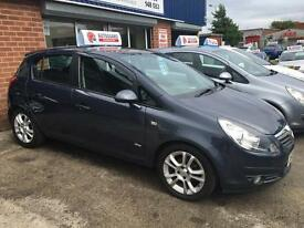 08 Vauxhall Corsa 1.2 sxi 5 door immaculate condition